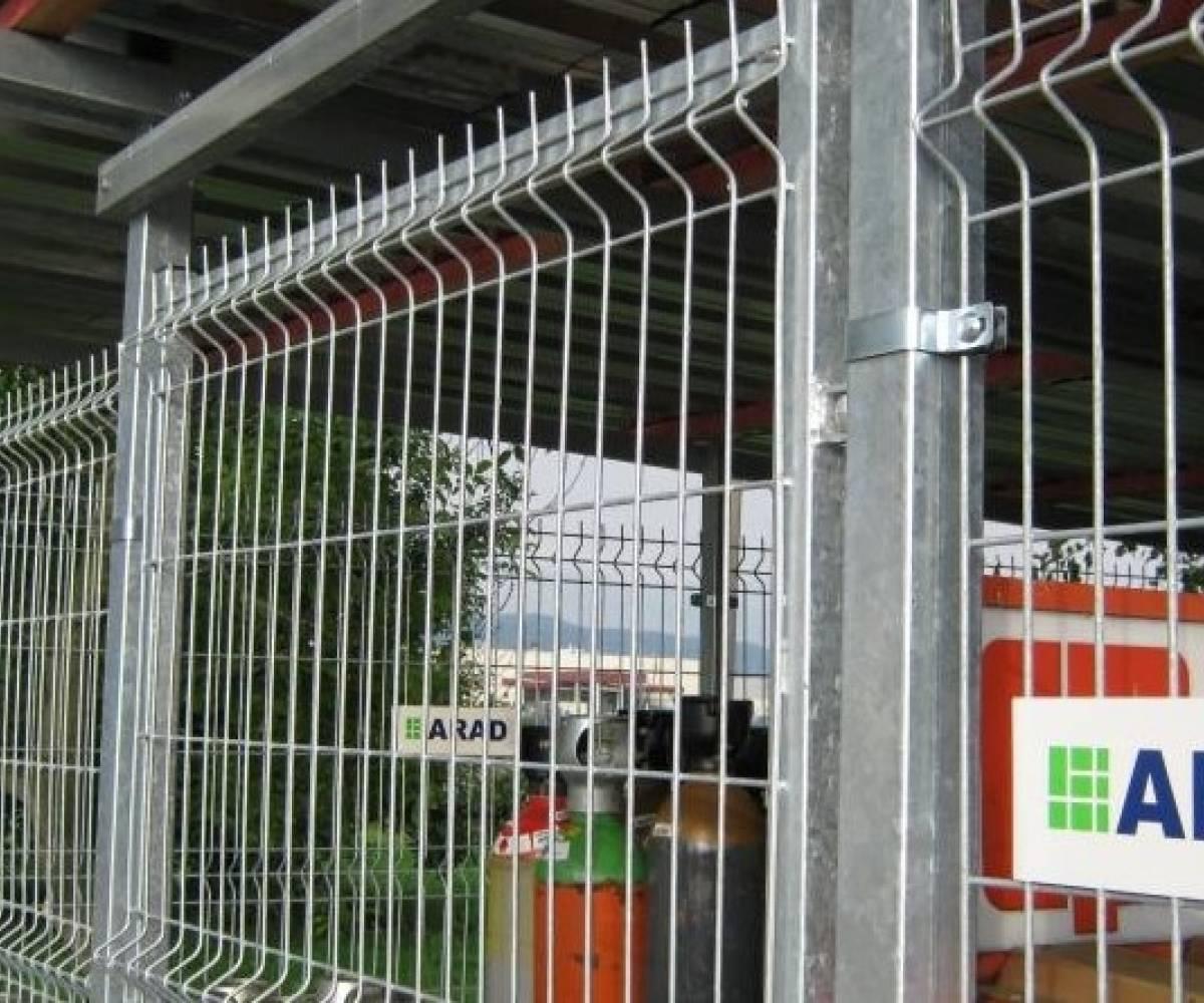 Dzierżoniów - boks zabezpieczający na gazy techniczne