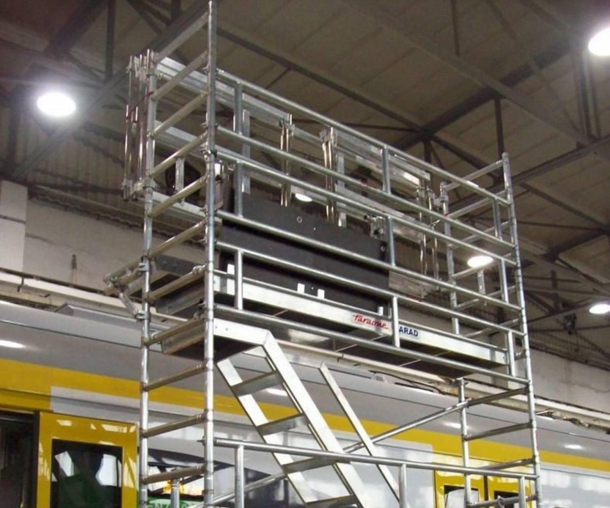 Bydgoszcz - aluminiowa konstrukcja specjalna