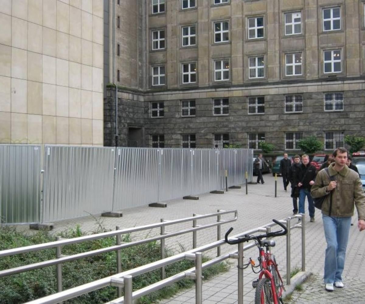 Wrocław budynek D-20 Politechnika