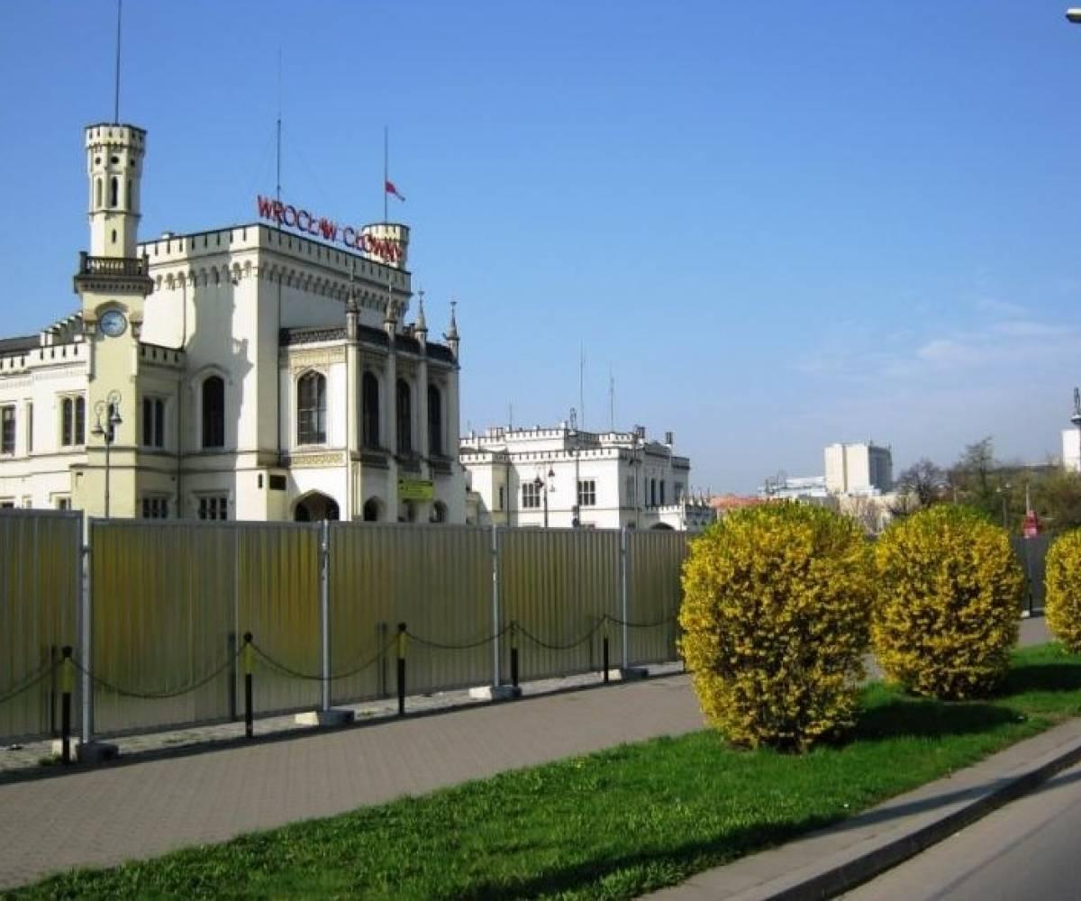 Wrocław ul.Piłsudskiego ( Dworzec Główny PKP)