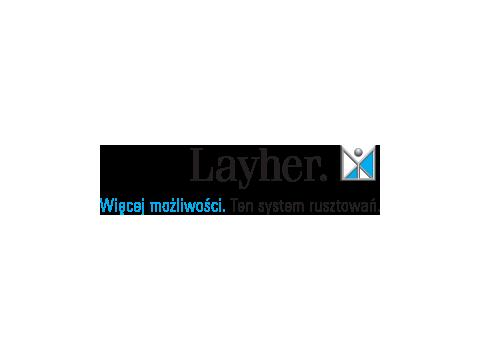 Rusztowania przejezdne Layher
