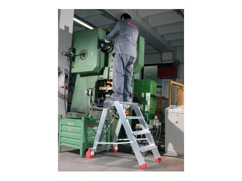 Podesty i schody aluminiowe
