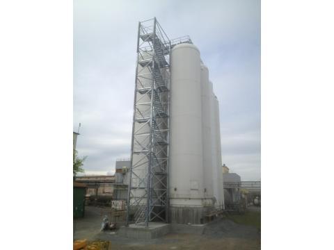 Schody przemysłowe ARAD 1200 SPR