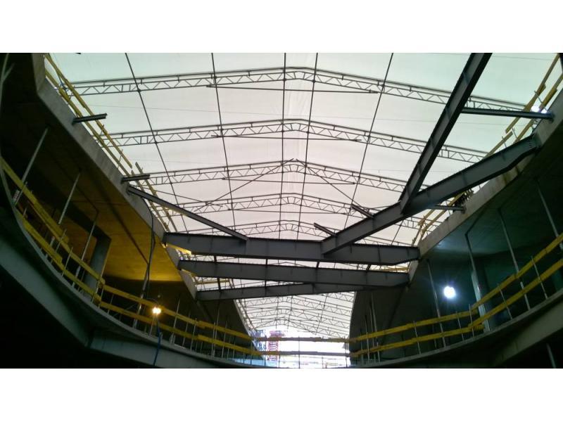 Dach kedarowy