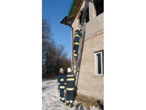 Drabina strażacka