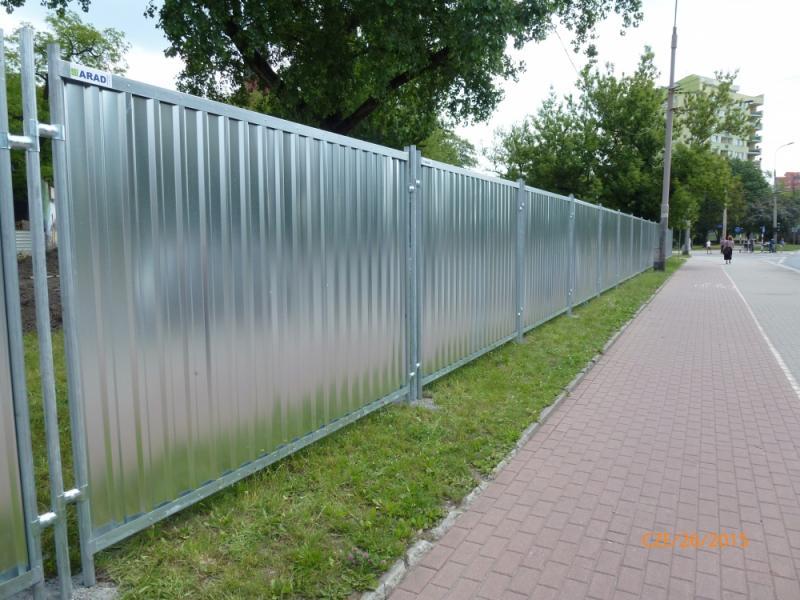 Ogrodzenie Pełne AO800